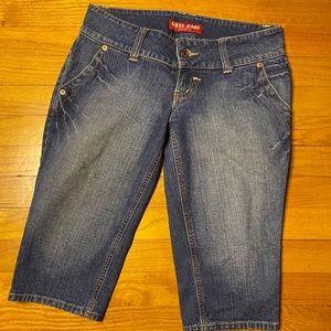 Guess jean shorts, sz 26